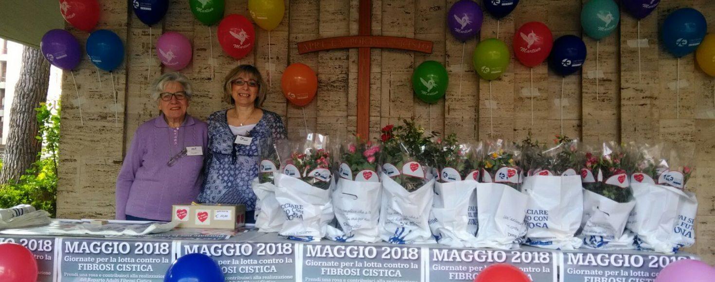 Volontari Lega Italiana FIbrosi Cistica LAZIO - ONLUS
